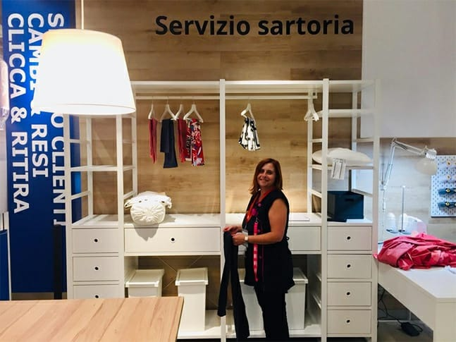 Scegli SOS Sartoria Rapida come Partner della Tua attività.